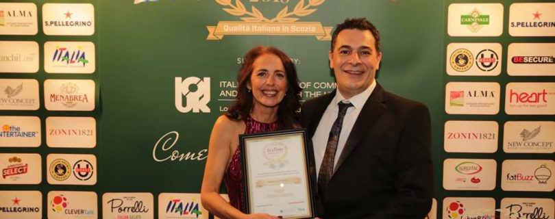 Mario's Giffnock – The runner-up for Best Fish and Chips in the Scottish Italian Awards 2018!
