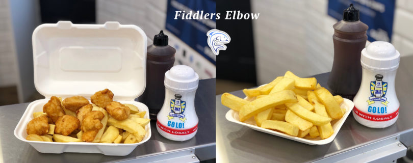 National Fish and Chip Awards Top 60! Exclusive with Fiddlers Elbow.