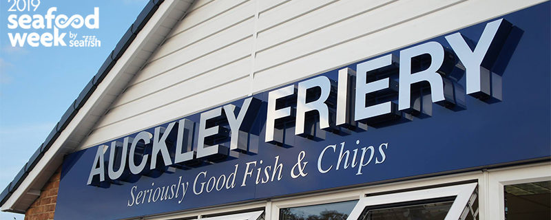 Day 7 of Seafood Week with Auckley Friery!
