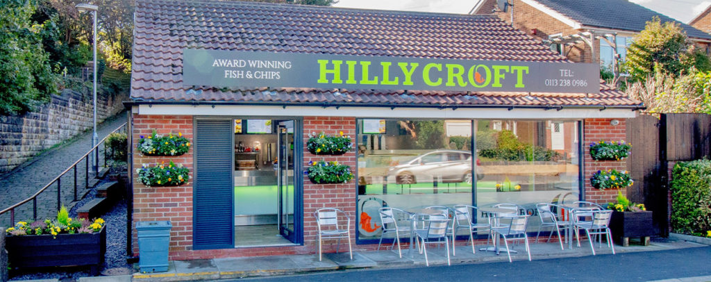 Catching up with Hillycroft Fisheries
