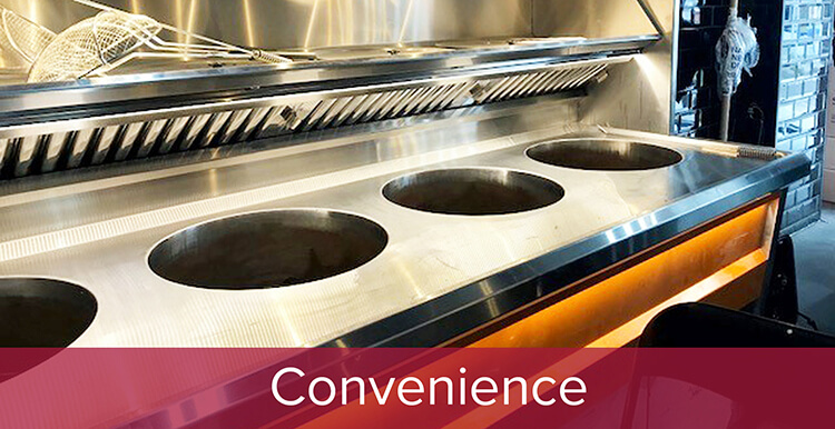 Frying Ranges & Equipment For Convenience Stores