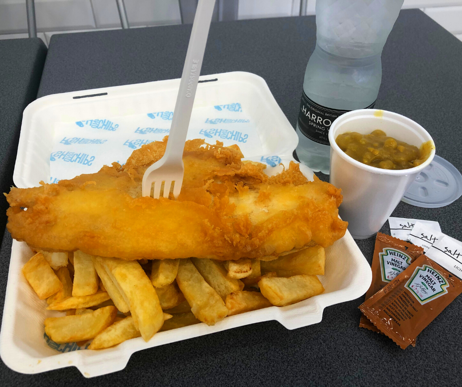 Oceans Fish & Chips