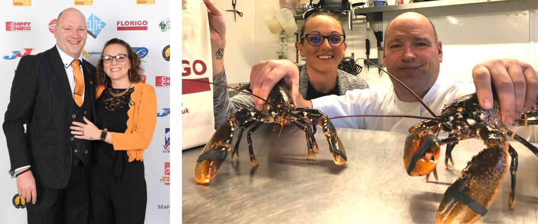 We visited Something Else Fishy! Seasonal UK Seafood Award Winner 2020!